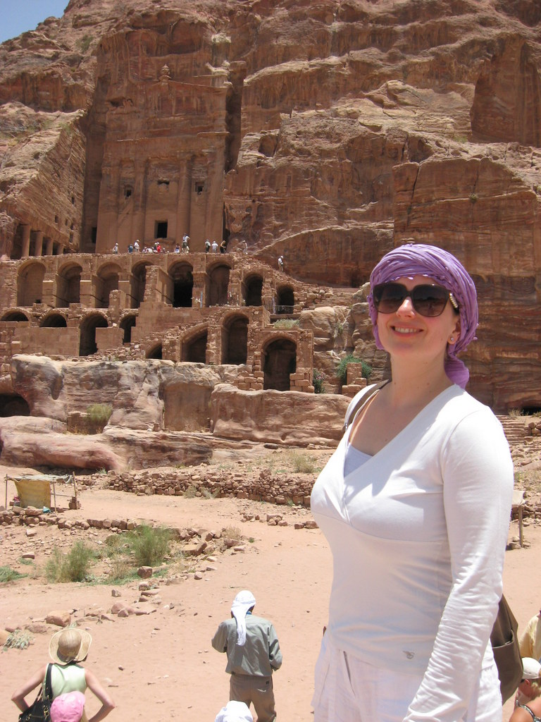 Eskortierte Touren in Syrien und Jordanien