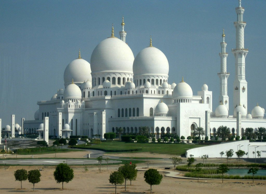 Moschee Abu Dhabi  World of TUI