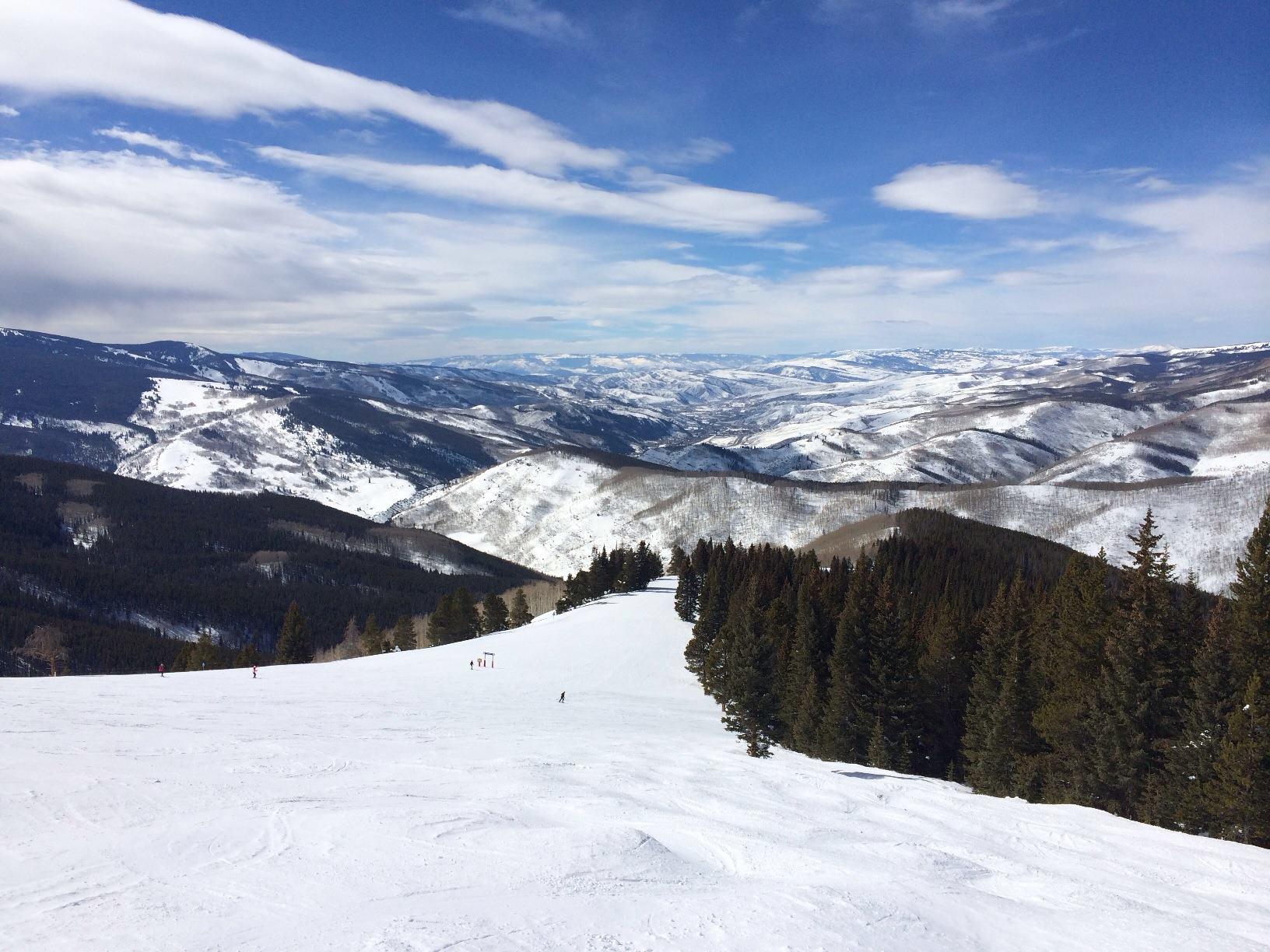 USA Skireise. Beaver Creek und Vail, Colorado. winterurlaub usa schnee land und leute familie karibik mittelamerika  tui berlin colorado beaver creek amerika panorama