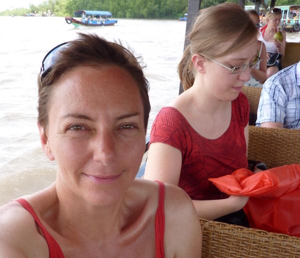 Kulinarisch unterwegs im Mekongdelta. Von Drachenaugen und ...