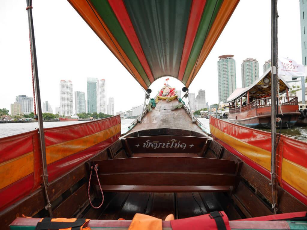 Bangkok bis Koh Samui   Thailand für Einsteiger thailand strand staedtereisen sonne reisebericht asien  tui berlin bangkok longtail boot