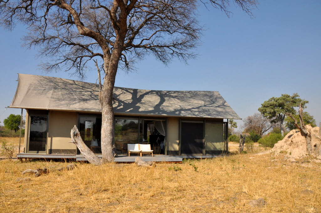 Simbabwe und Victoria Falls mit Wilderness Safaris sonne simbabwe safari land und leute afrika  tui berlin Hwange Nationalpark Linkwasha Camp