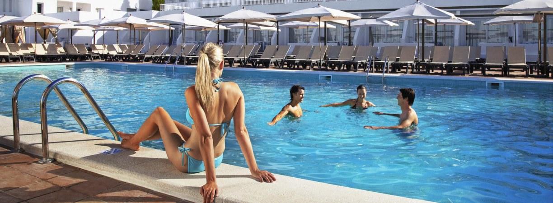 TUI, Reisebüro, World of TUI, Berlin, Expertentipp, Formentera, Balearen, Strandurlaub, Familienreise, RIU La Mola, Sommerurlaub, Sonne, Strand,