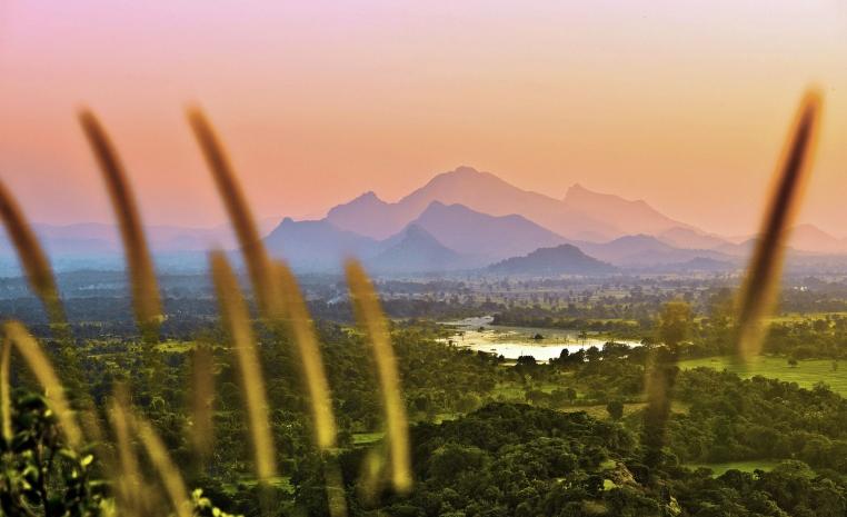 TUI Fernreisen   Trendreiseziel Sri Lanka tui hotels strand sonne land und leute indischer ozean orient expertentipps angesagte reiseziele angebote und specials  tui berlin sri lanka blick von sigiriya