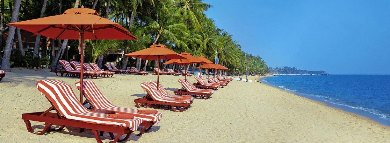 TUI, Reisebüro, World of TUI, Berlin, Thailand, Koh Samui, Santiburi Beach, Luxushotel, Luxusurlaub, Fernreisen, Soneva Kiri, Strandurlaub, Angebot, Special