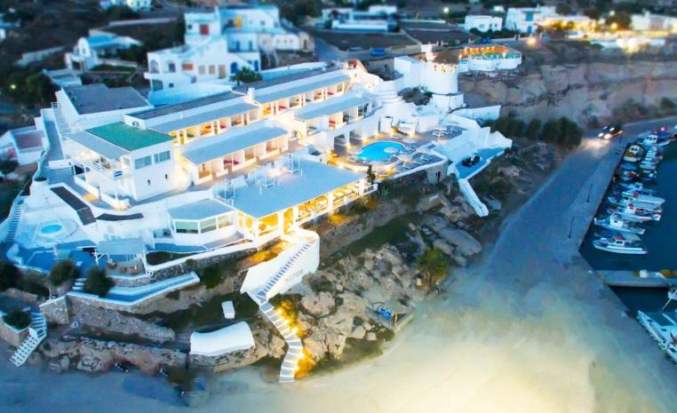 Designhotels in Griechenland   unsere Empfehlungen tui hotels strand griechenland expertentipps angebote und specials  tui berlin notos therme spa außenanischt