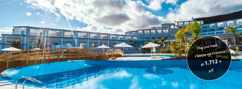 TUI Special, Reisebüro, World of TUI, Berlin, Preisvorteil, Luxushotels, TUI SENSIMAR Royal Palm Resort und Spa, Hotel Alisios, Fuerteventura, Spanien