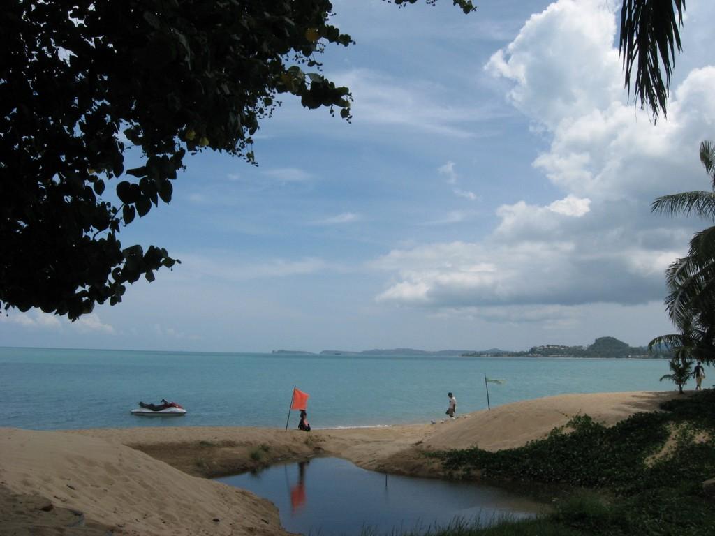 Thailand. Bangkok und Koh Samui mit der Familie. thailand strand sonne land und leute familie asien  IMG 2233
