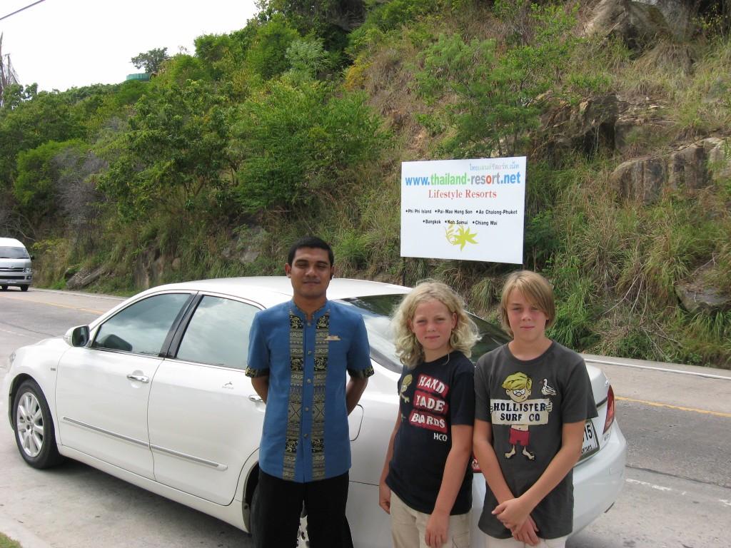 Thailand. Bangkok und Koh Samui mit der Familie. thailand strand sonne land und leute familie asien  IMG 2338