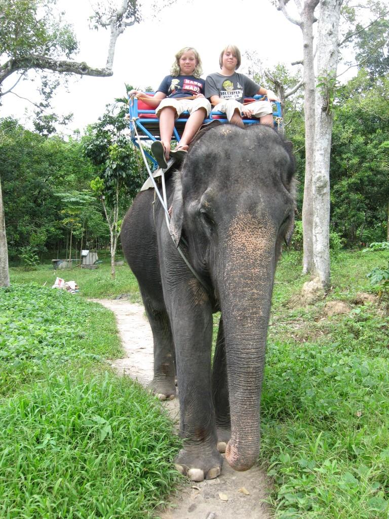 Thailand. Bangkok und Koh Samui mit der Familie. thailand strand sonne land und leute familie asien  IMG 2362
