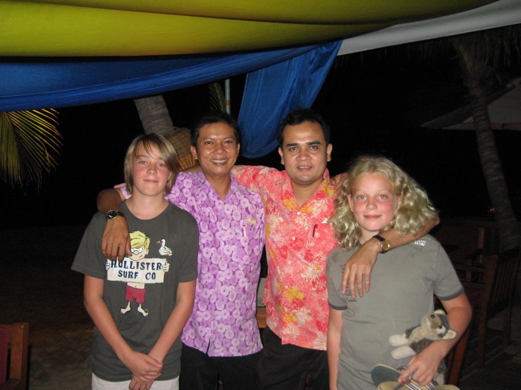 Thailand. Bangkok und Koh Samui mit der Familie. thailand strand sonne land und leute familie asien  IMG 2536