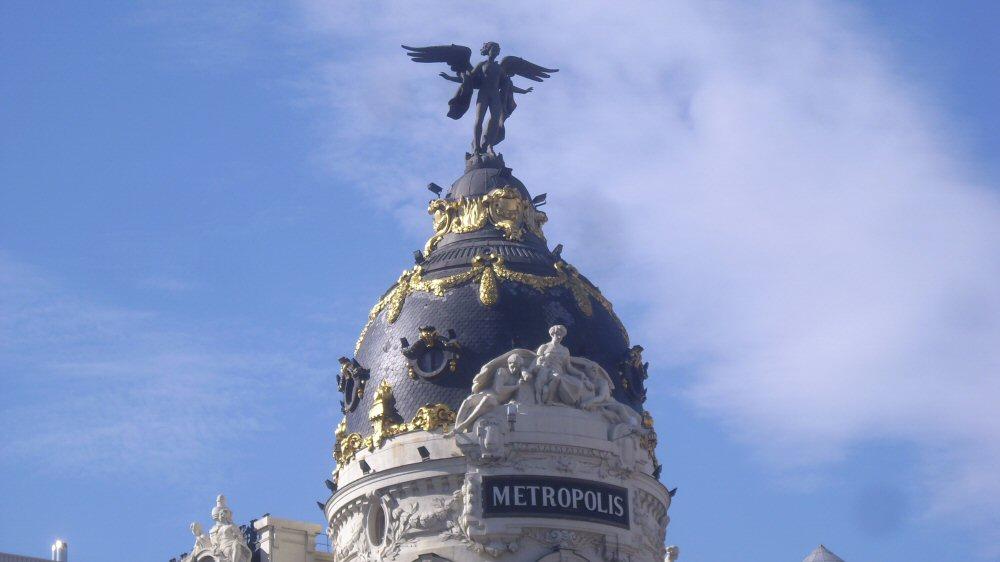 De Madrid al cielo staedtereisen spanisches festland europa  metropolisklein