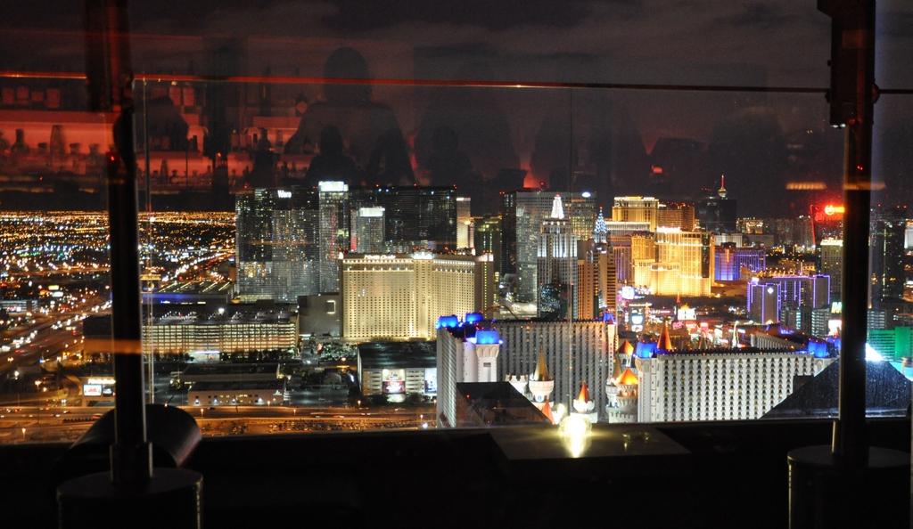 Los Angeles und Las Vegas! usa staedtereisen karibik mittelamerika  Ausblick