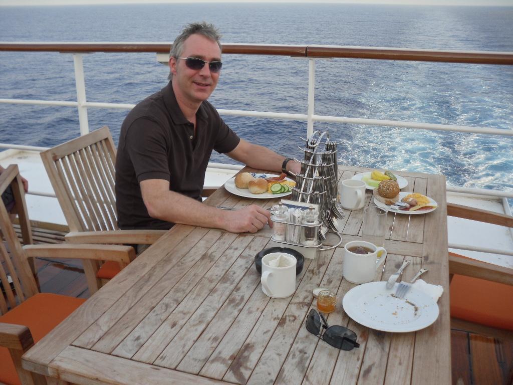 Karibikflair an Bord der Mein Schiff 1 staedtereisen sonne kreuzfahrt karibik mittelamerika  SDC12719