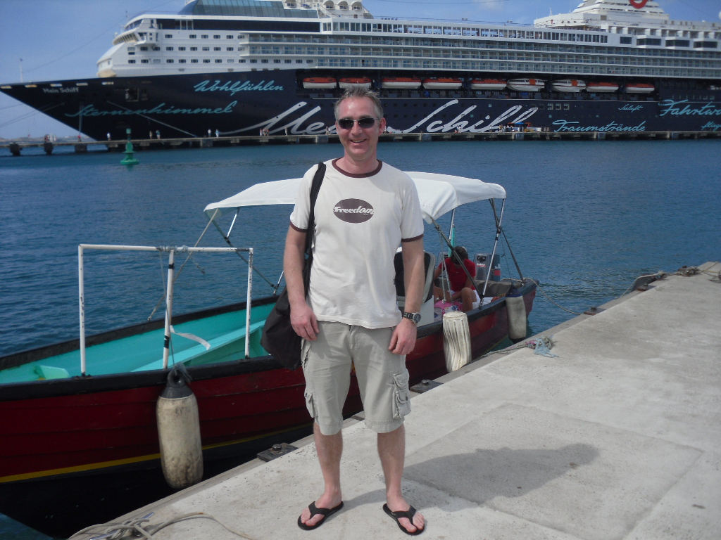 Karibikflair an Bord der Mein Schiff 1 staedtereisen sonne kreuzfahrt karibik mittelamerika  SDC12758