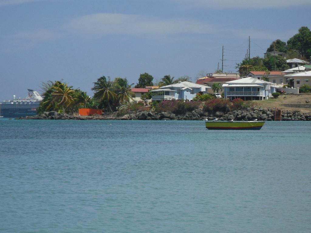 Karibikflair an Bord der Mein Schiff 1 staedtereisen sonne kreuzfahrt karibik mittelamerika  SDC12785