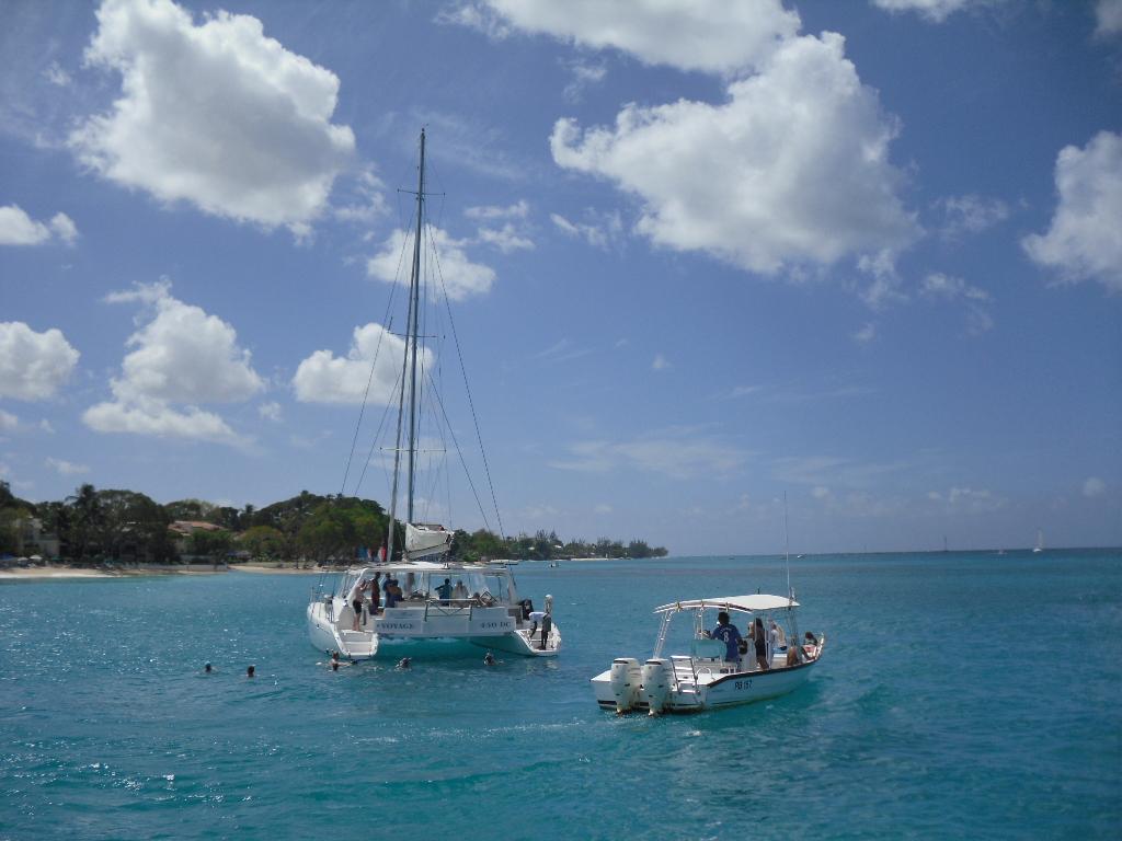 Karibikflair an Bord der Mein Schiff 1 staedtereisen sonne kreuzfahrt karibik mittelamerika  SDC12872