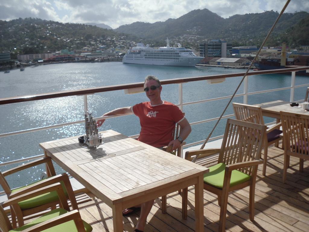 Karibikflair an Bord der Mein Schiff 1 staedtereisen sonne kreuzfahrt karibik mittelamerika  SDC12945
