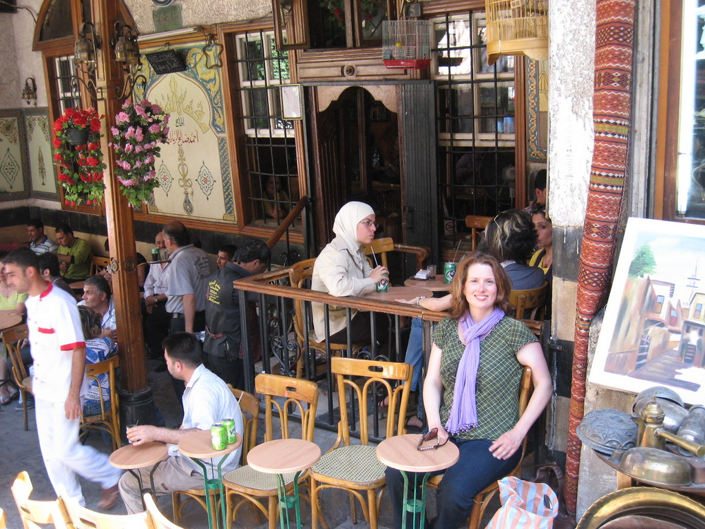 Jordanien und Syrien entdecken staedtereisen sonne afrika  Kopie von AltstadtTeehaus