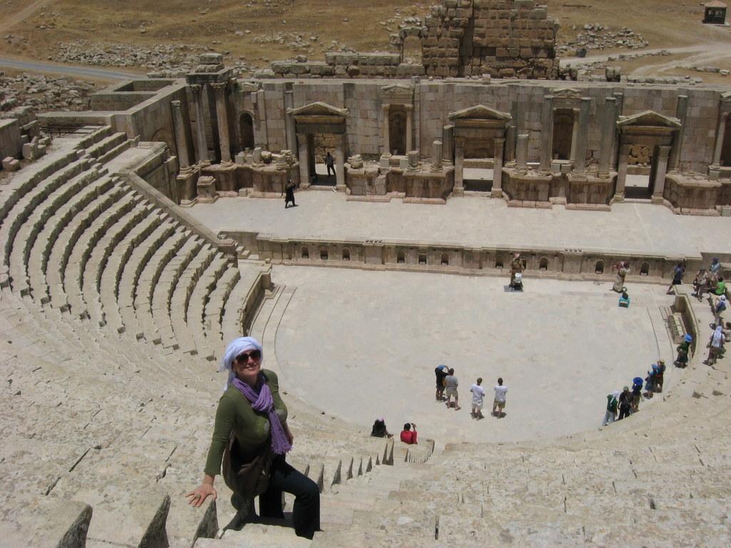 Jordanien und Syrien entdecken staedtereisen sonne afrika  Kopie von Jerash9