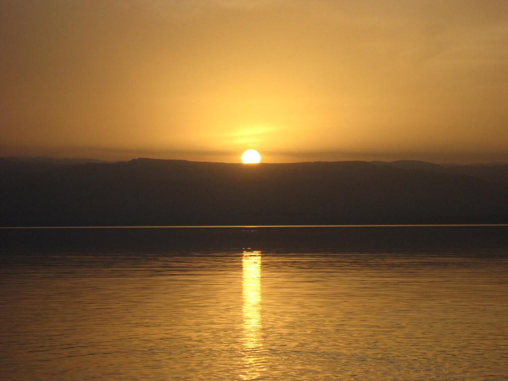 Jordanien und Syrien entdecken staedtereisen sonne afrika  Kopie von SonnenuntergangT.Meer