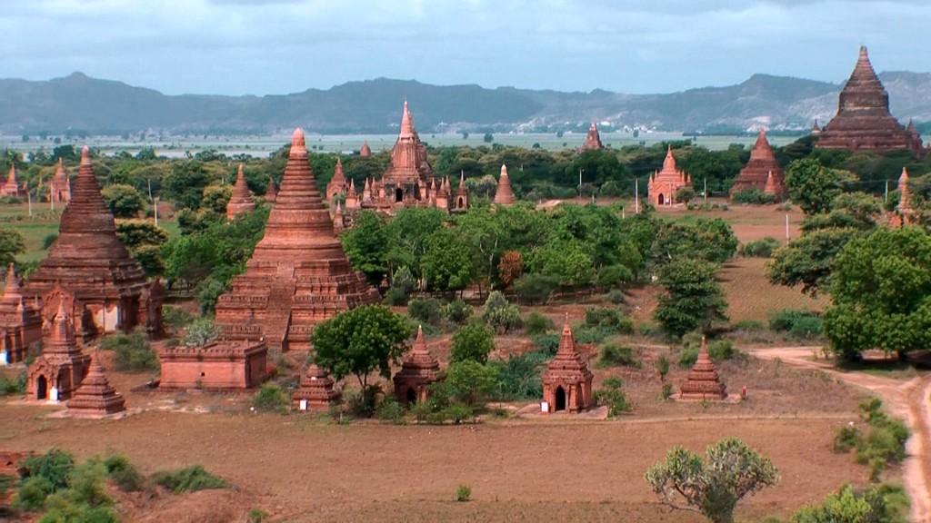 Legendäre Reisen. Road To Mandalay, Myanmar. staedtereisen sonne myanmar asien  baganebene 1024x576