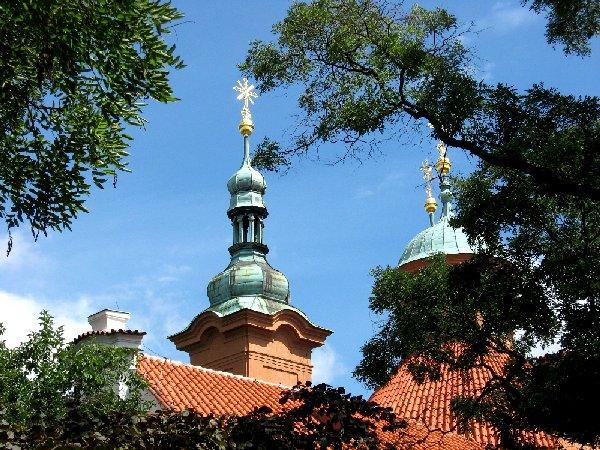 Prag. Die Goldene Stadt neu entdecken. tschechien staedtereisen europa  st laurentius kirche