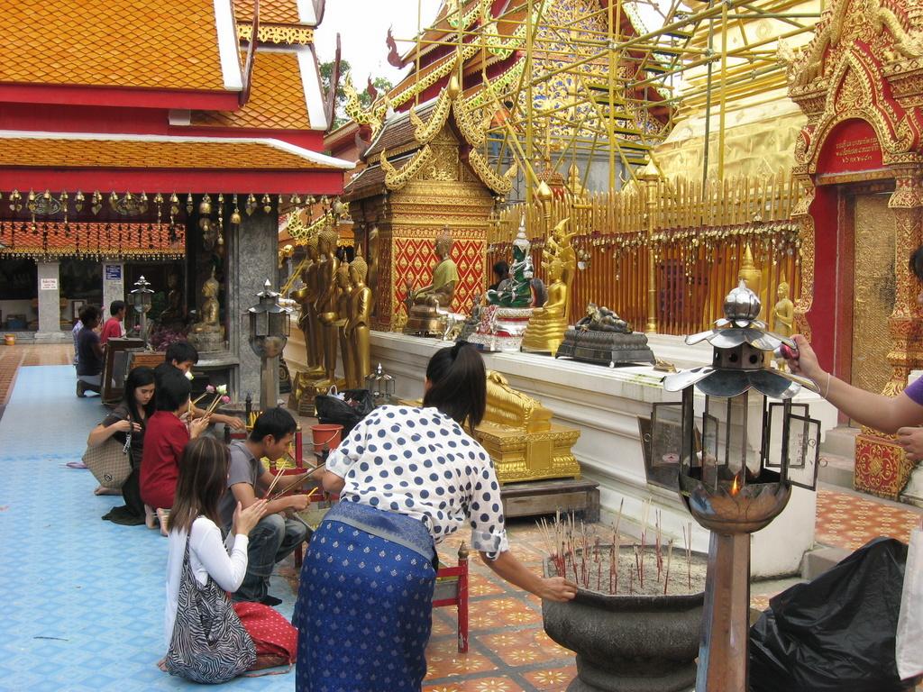 Thailand. Bangkok und Chiang Mai. thailand staedtereisen sonne asien  IMG 4360