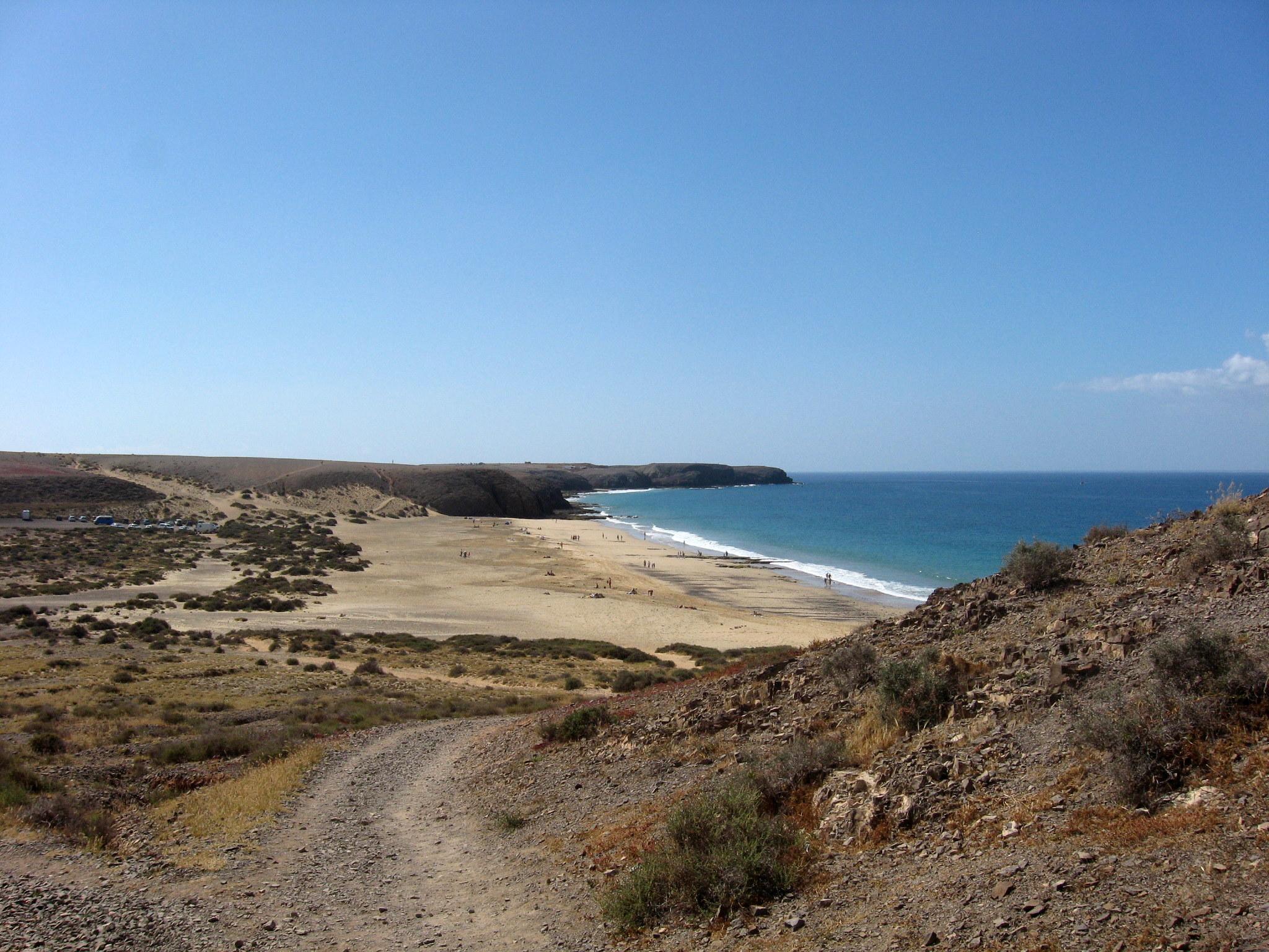 Familienurlaub an der Playa Blanca. Lanzarote. staedtereisen sonne familie europa  IMG 2594
