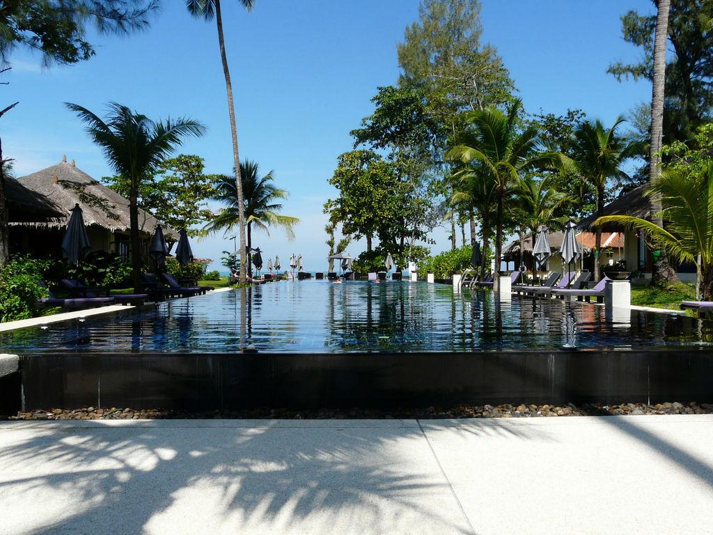 Südthailand. Khao Lak thailand strand sonne asien  P1040276