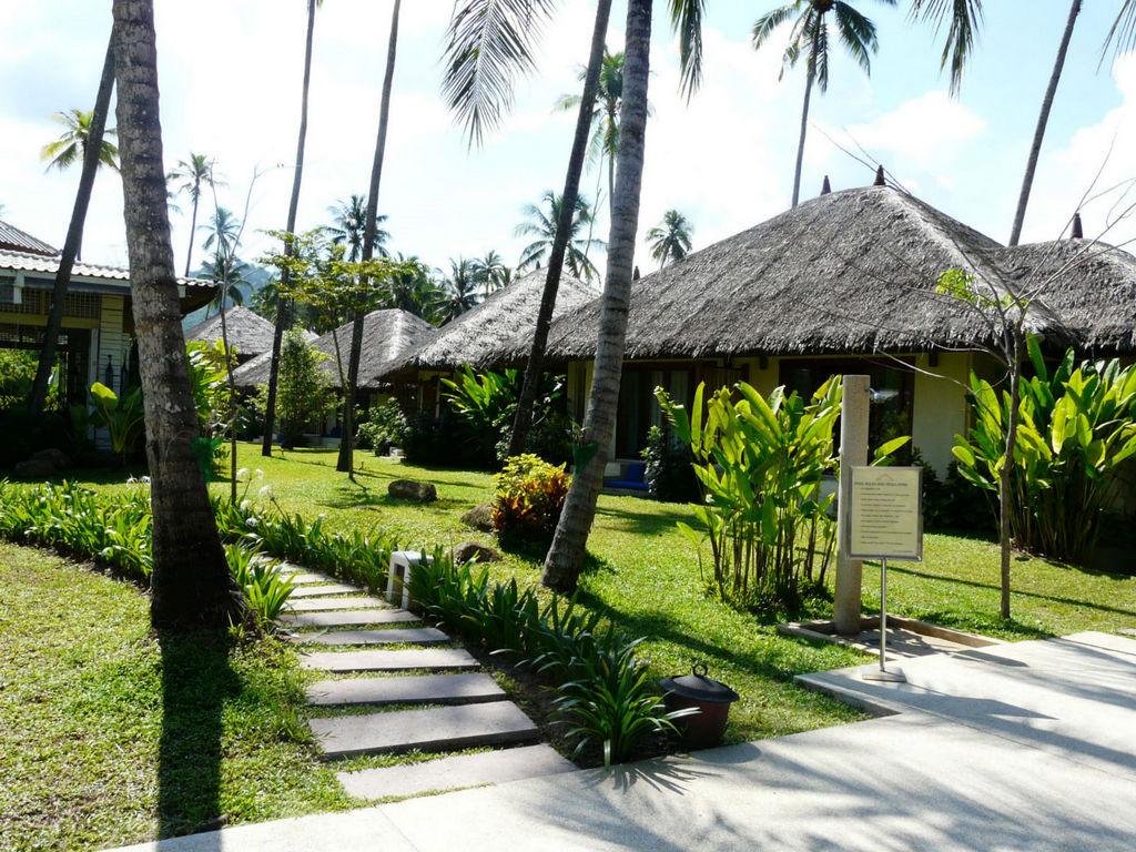 Südthailand. Khao Lak thailand strand sonne asien  P1040279