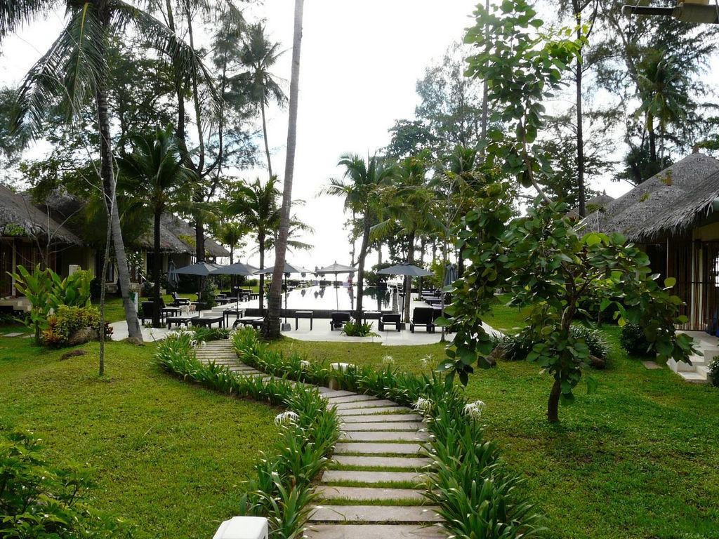 Südthailand. Khao Lak thailand strand sonne asien  P1040346