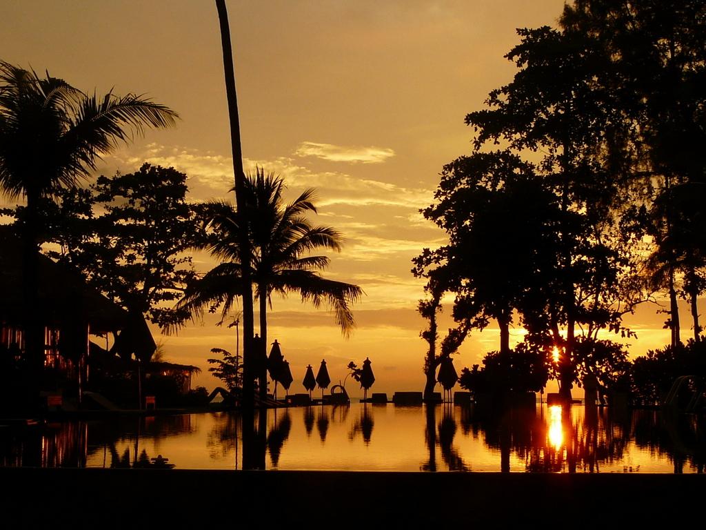 Südthailand. Khao Lak thailand strand sonne asien  P1040451