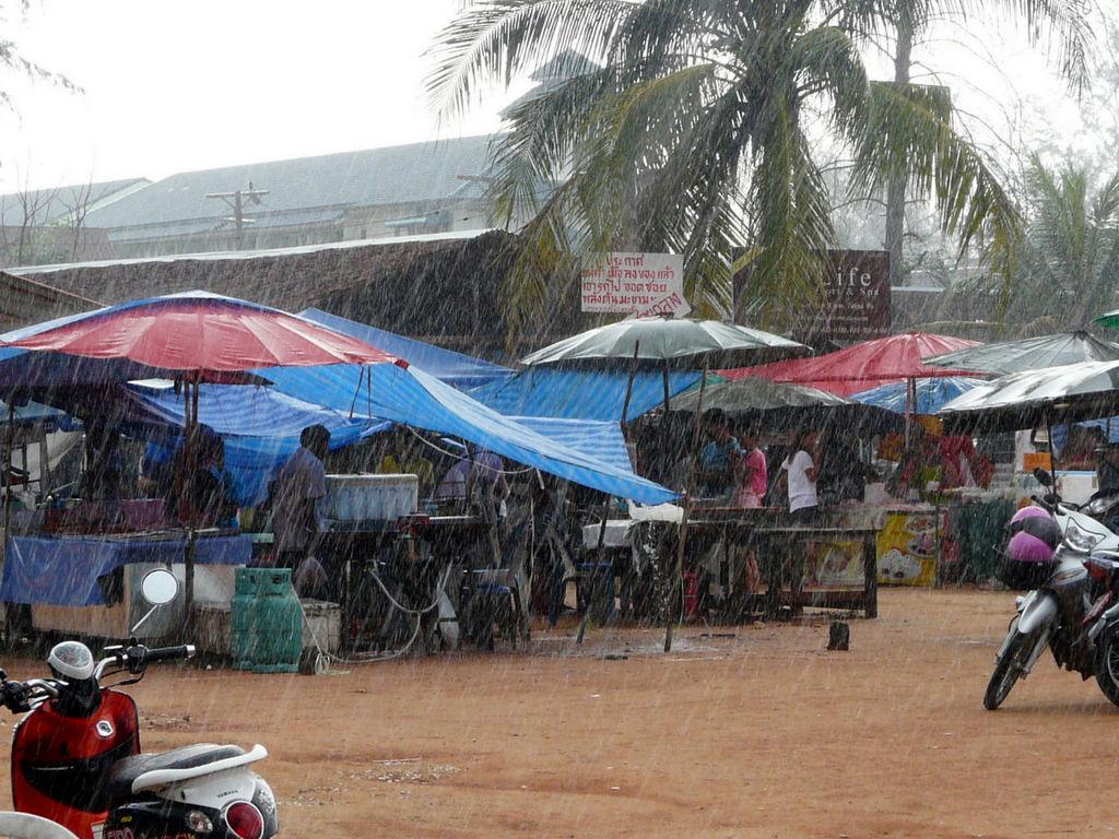 Südthailand. Khao Lak thailand strand sonne asien  P1040614