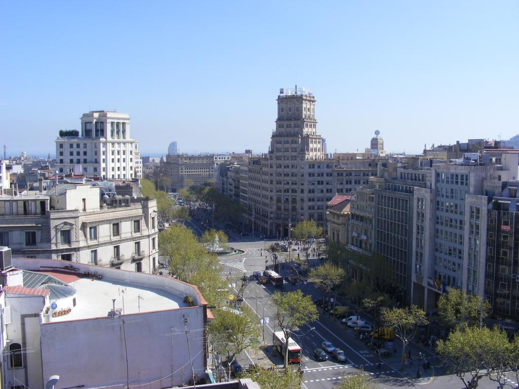 Barcelona versprüht Lebensfreude und Leichtigkeit. staedtereisen spanisches festland sonne europa  DSCF4140
