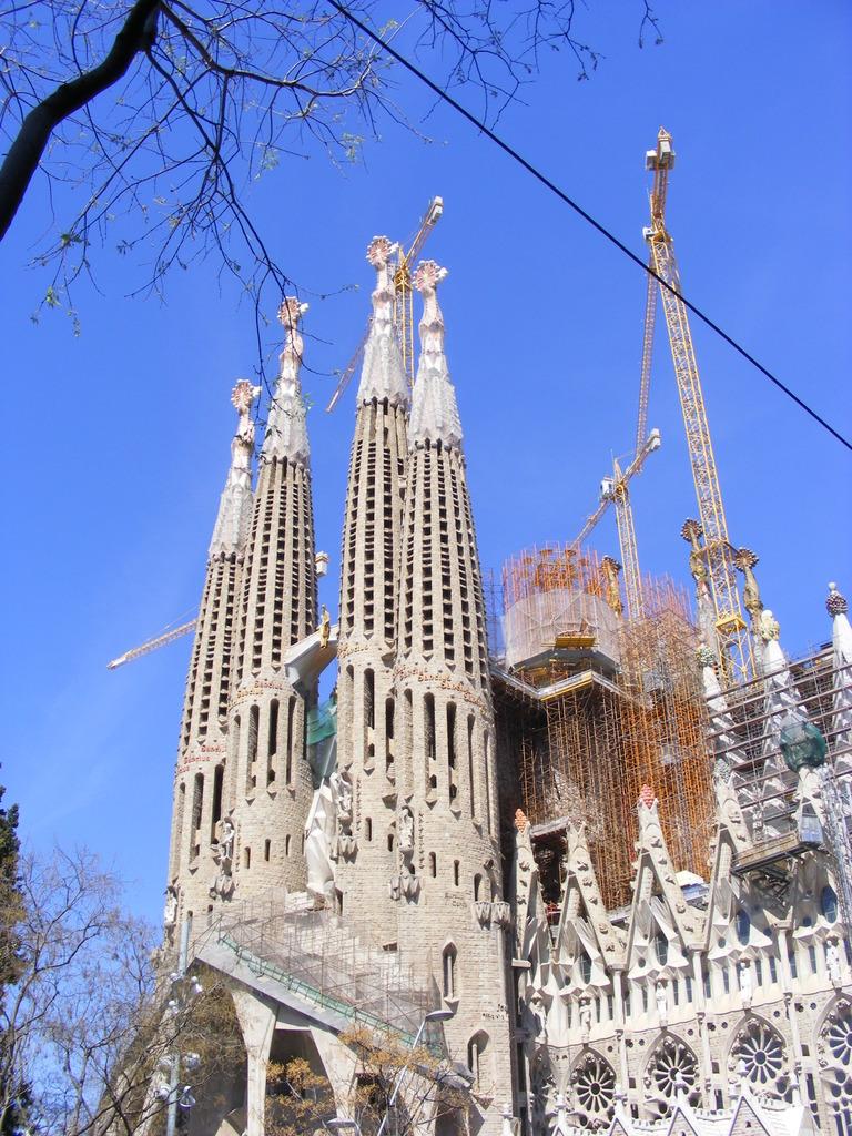 Barcelona versprüht Lebensfreude und Leichtigkeit. staedtereisen spanisches festland sonne europa  DSCF4175