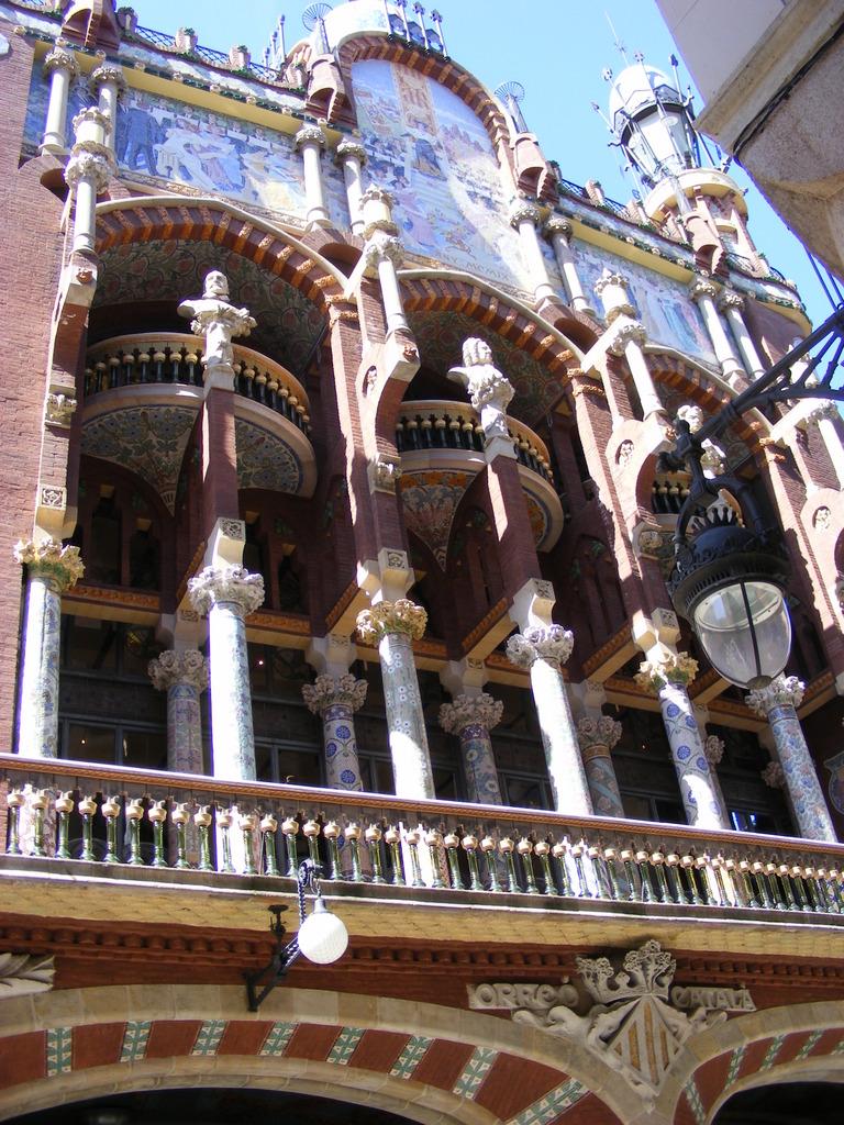 Barcelona versprüht Lebensfreude und Leichtigkeit. staedtereisen spanisches festland sonne europa  DSCF4176