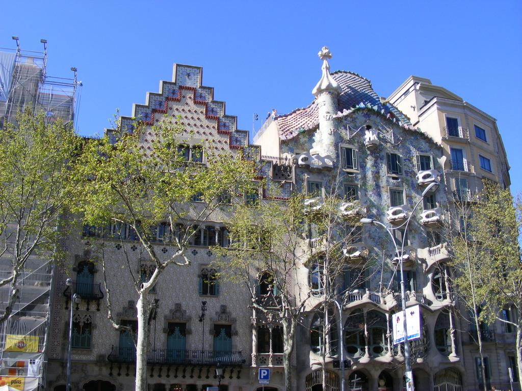 Barcelona versprüht Lebensfreude und Leichtigkeit. staedtereisen spanisches festland sonne europa  DSCF4193