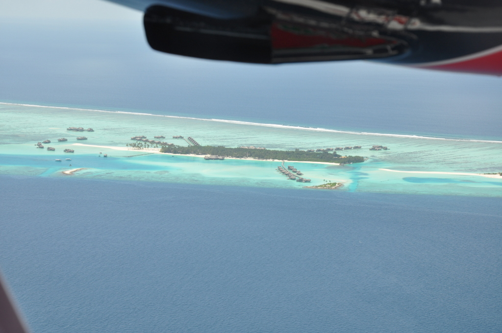 Six Senses Island Hopping auf den Malediven strand sonne malediven indischer ozean orient  DSC 7522