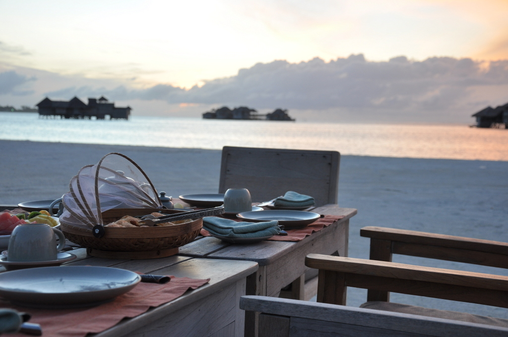 Six Senses Island Hopping auf den Malediven strand sonne malediven indischer ozean orient  DSC 7586