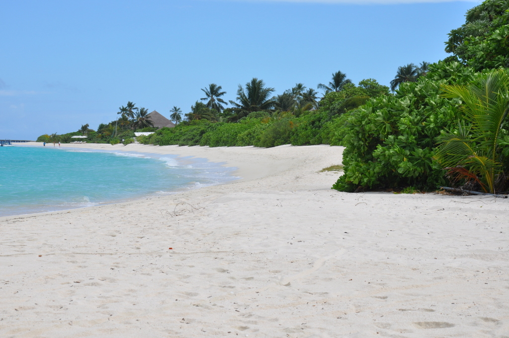 Six Senses Island Hopping auf den Malediven strand sonne malediven indischer ozean orient  DSC 7626