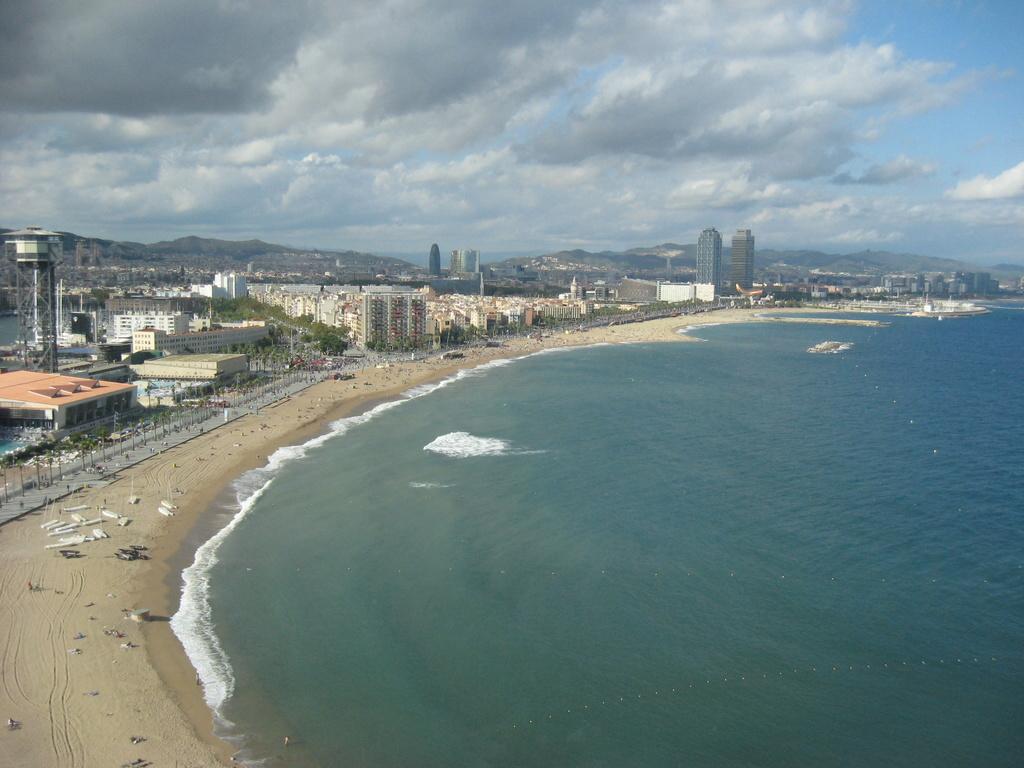 Barcelona versprüht Lebensfreude und Leichtigkeit. staedtereisen spanisches festland sonne europa  IMG 4487