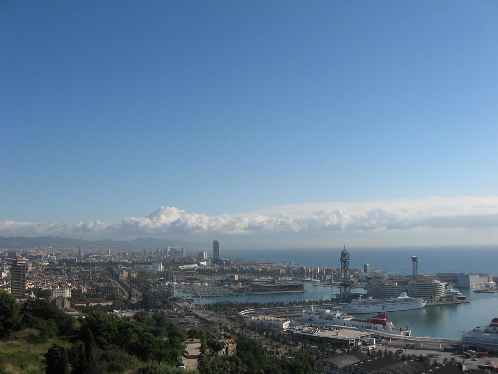Barcelona versprüht Lebensfreude und Leichtigkeit. staedtereisen spanisches festland sonne europa  IMG 4542