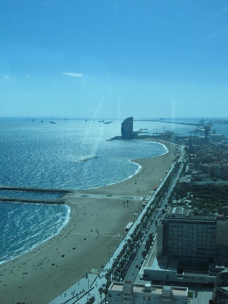 Barcelona versprüht Lebensfreude und Leichtigkeit. staedtereisen spanisches festland sonne europa  IMG 4707