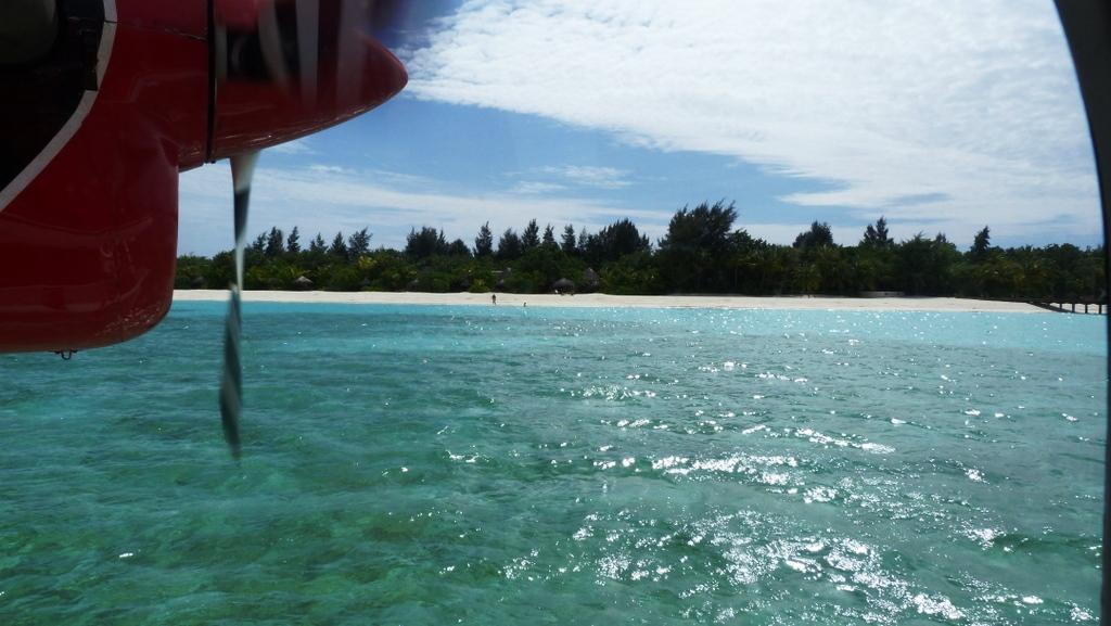 Kurztrip auf die Malediven. Mit Qatar Airways nach Kanuhura strand sonne malediven indischer ozean orient familie  P1030298