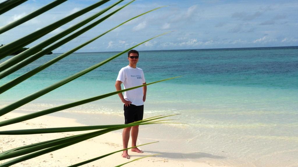 Kurztrip auf die Malediven. Mit Qatar Airways nach Kanuhura strand sonne malediven indischer ozean orient familie  P1030320