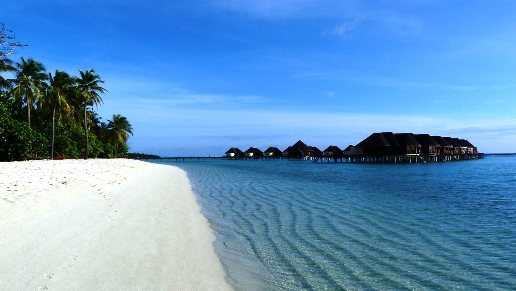 Kurztrip auf die Malediven. Mit Qatar Airways nach Kanuhura strand sonne malediven indischer ozean orient familie  P1030472