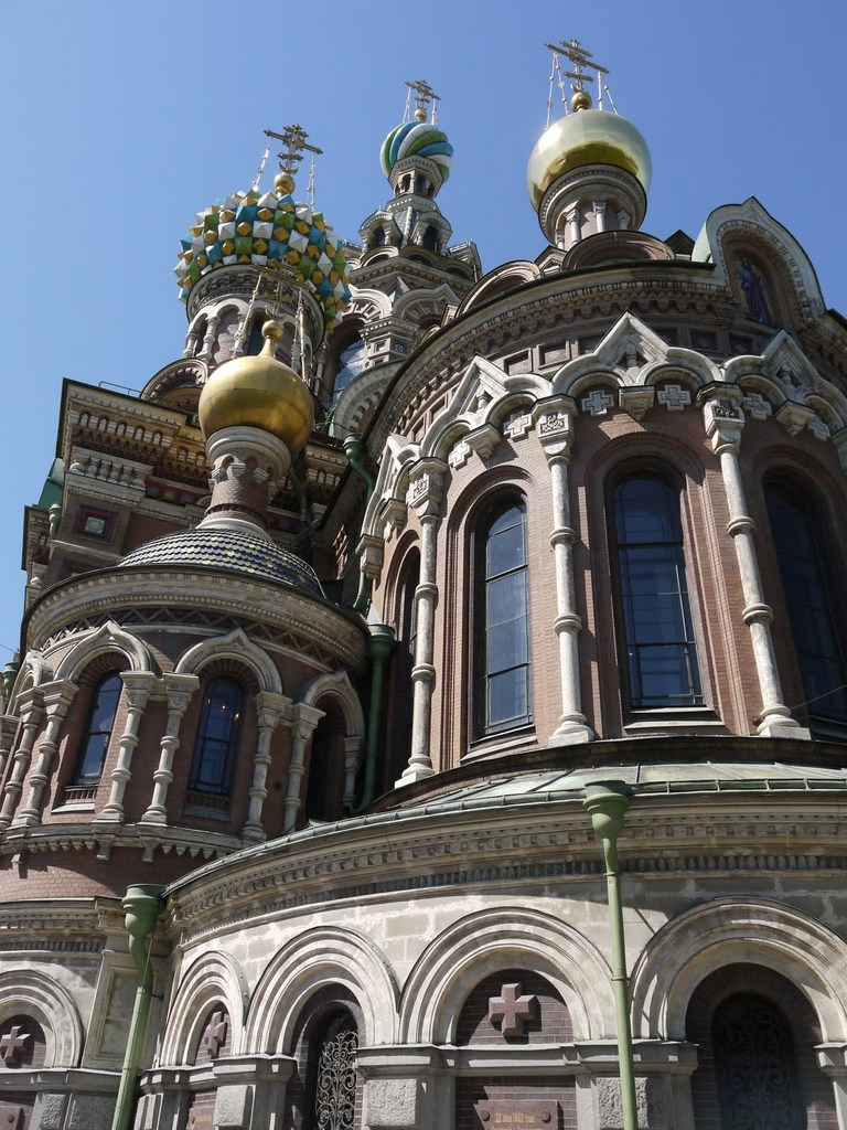Ostsee & Baltikum mit der Mein Schiff 2. Ein perfekter Familienurlaub mit Baby staedtereisen kreuzfahrt europa  Aufersteheungskathedrale in St. Petersburg2