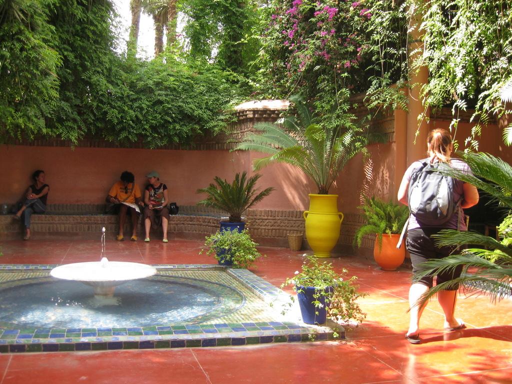 Marrakesch. 1001 Nacht. staedtereisen sonne marokko afrika  IMG 03841