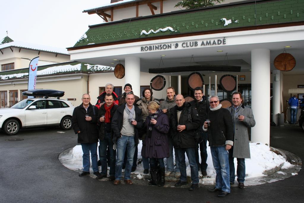 ROBINSON Skiopening 2011. World of TUI persönlich winterurlaub schnee oesterreich europa  IMG 2318